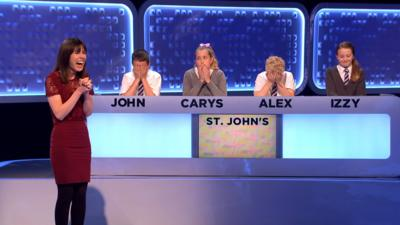 Top Class - Will Miss David pull off a top score?