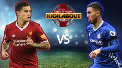 MOTD Kickabout - Vote: Top Tekkers - Coutinho vs Hazard