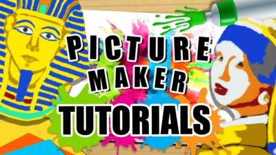 CBBC - Picture Maker Tutorials