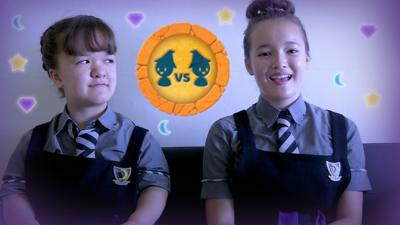 The Worst Witch - Felicity vs Mabel in The Enchanted Stones