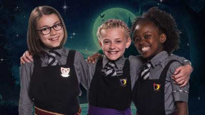The Worst Witch - What's your Worst Witch magical name?