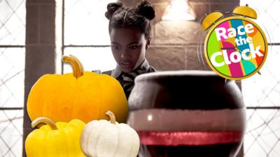 The Worst Witch - Race the Clock: Worst Witch Pumpkin Picker