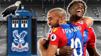 MOTD Kickabout - Are you the ultimate Crystal Palace fan?