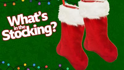 CBBC - What's in the Christmas Stocking?