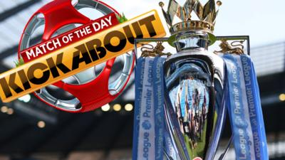 Match of the Day Kickabout - Which Premier League team are you?
