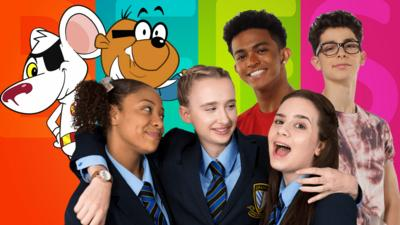 CBBC - Which besties are you & your BFF most like?