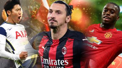 Match of the Day Kickabout - Which festive footballer are you?