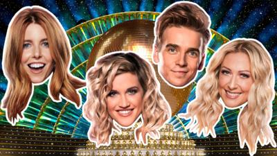 Strictly Come Dancing on CBBC - Which Strictly finalist are you most like?