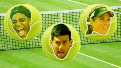 BBC Sport - Wimbledon: Who is being served?