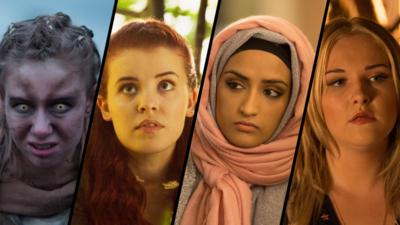 Wolfblood - Quiz: Are you Wild, Tame, City or Human?