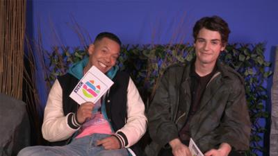 Wolfblood - The Wolfblood Boys Answer Your Questions