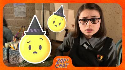 The Worst Witch - ZAPCHAT: Won Wish