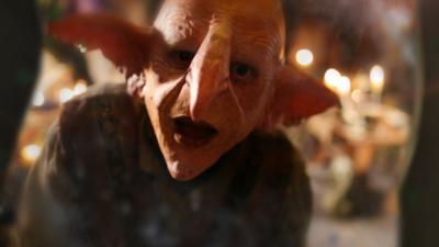 Wizards vs Aliens - Randal Moon the Hobgoblin