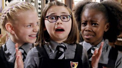 The Worst Witch - Get to know The Worst Witch first years