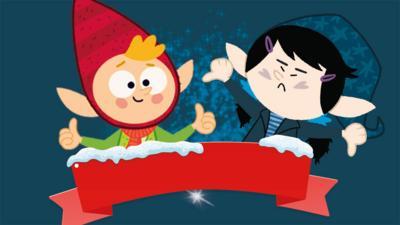 CBBC HQ - Sneak Peek: Christmas Clash