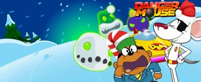 Danger Mouse and his team take on the evil snowmen.