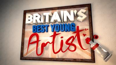 CBBC - Are you Britain's Best Young Artist?