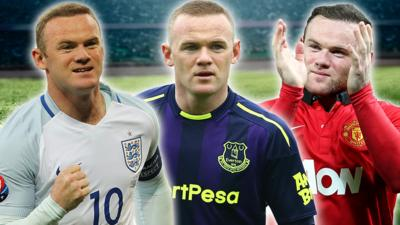 MOTD Kickabout - How well do you know Wayne Rooney?