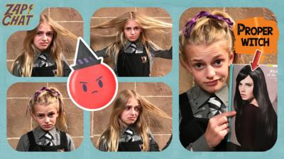 The Worst Witch - ZAPCHAT: Bad Hair Day