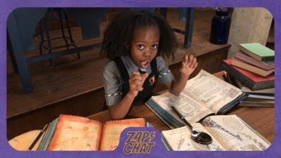 The Worst Witch - ZAPCHAT: Don't Tell Ethel!