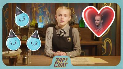 The Worst Witch - ZAPCHAT: Dear Esme