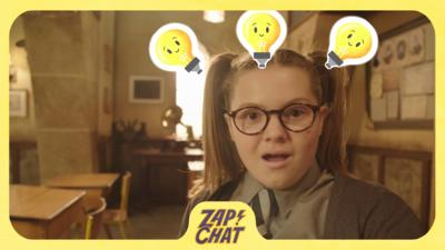 The Worst Witch - ZAPCHAT: Maud's Party Glasses