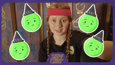 The Worst Witch - ZAPCHAT: #PersonalBest