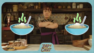 The Worst Witch - ZAPCHAT: Pongy Porridge Bake Off