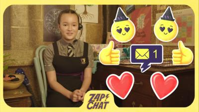 The Worst Witch - ZAPCHAT: The Crazy Bubble