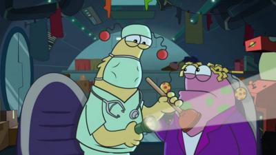 Zig and Zag - Zogcast: Hospital