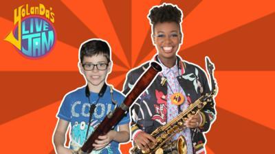 YolanDa's Band Jam - YolanDa's Live Jam – Mini Bassoon
