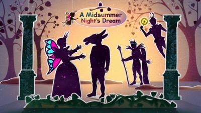 CBeebies A Midsummer Night's Dream - New Shakespearean Story