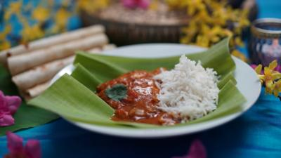My World Kitchen - Aksara's Sri Lankan Fish Curry