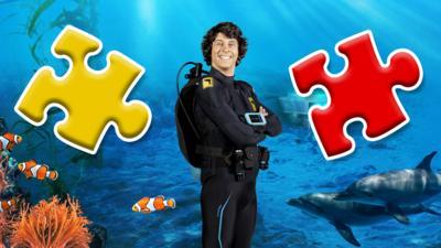 Andy's Aquatic Adventures - Andy's Aquatic Adventures Jigsaw