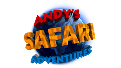 Andys Safari Adventures brand logo