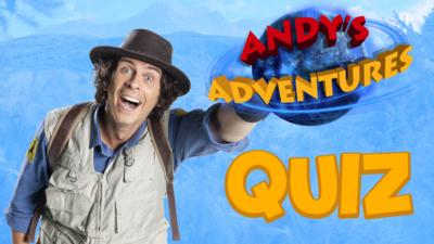 Andy's Safari Adventures - Andy's Safari Adventures Quiz