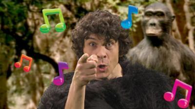 Andy's Prehistoric Adventures - The Australopithecus Rap