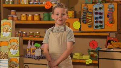 Biggleton - Harrison the Shopkeeper
