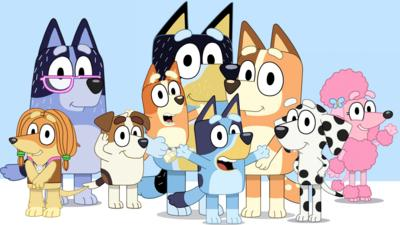 Bluey - Get to know Bluey and friends