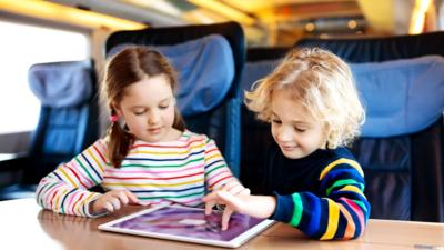 Keep the kids entertained with CBeebies apps