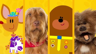 CBeebies House - Which CBeebies dog are you?