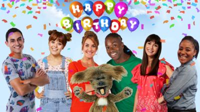 CBeebies House - Birthday Card Shout-Outs