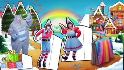 Christmas in Storyland - Christmas Pyjama Party Activity Pack