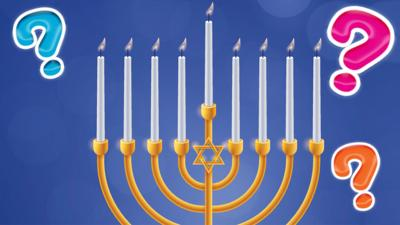 Let's Celebrate - Hanukkah Quiz