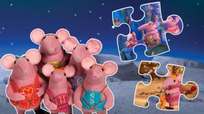 Clangers - Clangers Jigsaw Puzzle