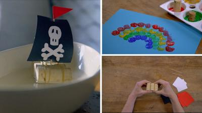 Junk Rescue - Cool crafts with cork