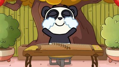 Love Monster - Get to know Elder Panda