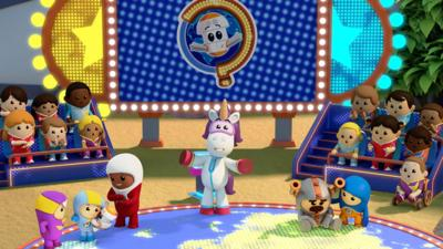 Go Jetters - Go Jetters Global Gameshow