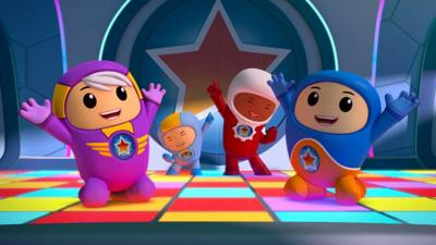 Go Jetters - Go Go Jetters Song