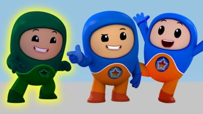 Go Jetters - Go Jetters: Odd One Out